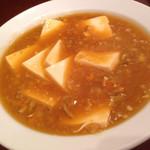 59091999 - 上海カニ味噌と豆腐の煮込 ¥2,100