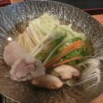 日本料理 松江 和らく - あんこう鍋