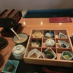 日本料理 松江 和らく - 宍道湖七品せいろ善
