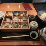 日本料理 松江 和らく - あんこう御膳