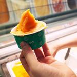サラダデリ MARGO - グランドタワー店ではジェラートの販売もしています!