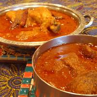 印度料理シタール - 自信の辛口の南インドのカレー。