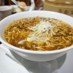 鼎泰豐 - サンラータン麺