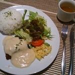 itsumo - 秋鮭のクリームソース
