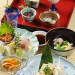 鈴善 - 本格京懐石料理です