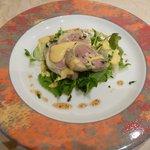 ケイズキッチン - 前菜(五島ハンバーグ)