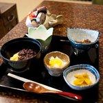 古民家お茶カフェ 山口屋 - 料理写真:古民家お茶カフェ 山口屋
