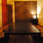 シーガル - 2階は完全個室!12名様まではいれます。宴会に最適!