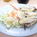 京屋本店 - 鰯の天ぷら