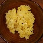THE 八丁ミート - 追い飯はターメリックライスが別皿で