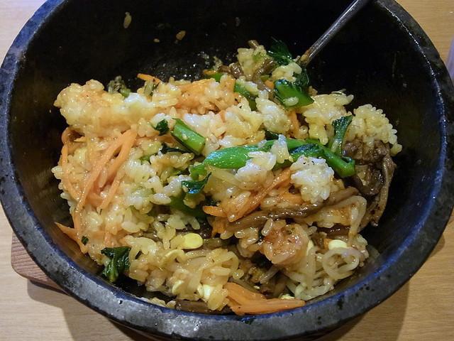 韓国食堂 ジョッパルゲ - 石焼ビビンバ
