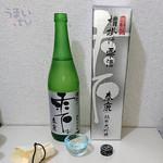 59107522 - 日本名門酒会オリジナル限定品                       春鹿 純米大吟醸 雫酒                       720ml 3,726円(税込)