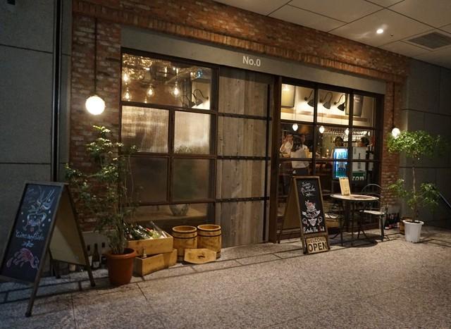 wine no Ruisuke zeRo  - [外観] お店 玄関付近 全景♪w