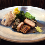 秋田杉 - 天然鰻白焼