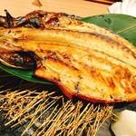 生け簀の甲羅 - 大とろ鯖
