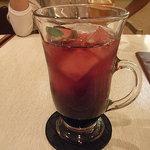 UCCカフェプラザ - 赤葡萄ジュース