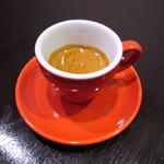 カフェ サバド - イタリア№1ラバッツァのエスプレッソ