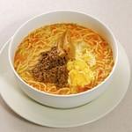ラーメン123 - NEW担々麺