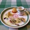 イル リッチョ - 料理写真:旬の前菜盛合せ