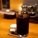 上野 太昌園 - 食後はさっぱりブラックコーヒー♪