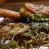 金たろう - 料理写真:パンツァー焼 950円