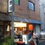 魚猫 - お店は大山駅から歩いて5分ほど。