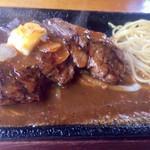 アンジェロ - ステーキ(200g)【料理】