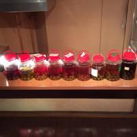 雲母 - 自家製梅酒たち