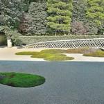 59116249 - そのお部屋で正面に配される凛とした石庭。