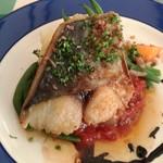 ビストロ・デ・ポン - ランチの魚