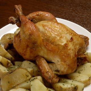 【今宵は鶏肉を喰らいたい!という方に】鶏づくしのメニュー!
