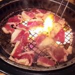 牛角 - 料理写真:NIGHT OF FIRE