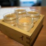 スギノタマ - イロハニ飲み比べセット