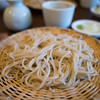 東間 - 料理写真:もり蕎麦