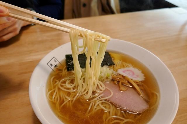 玄龍 盛岡店 - 麺アップ