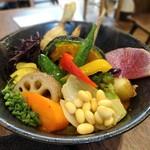 Rojiura Curry SAMURAI.  - チキンと一日分の野菜20品目スープカレー