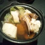 三海の華 - 海鮮鍋