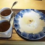 59126185 - セレクト2色カレー(平日限定 1300円 税別)