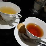 ロビーラウンジ - ☆【ANAクラウンプラザホテル大阪 ロビーラウンジ】さん…紅茶でほっこり(≧▽≦)/~♡☆