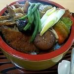 リボン食堂  - リボン丼