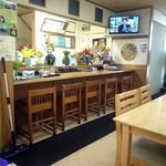リボン食堂  - 店内1