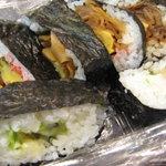 ふく寿司 - 料理写真:「ふく寿司」 巻きずし