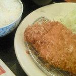 5913810 - ロースカツ定食