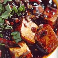 紅虎餃子房 - マーボー豆腐