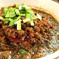 紅虎餃子房 - 本格四川黒ごまタンタン麺