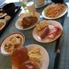 エスカル - 料理写真:朝食はこんな感じ(^∇^)