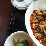 59135754 - 酢漬けと杏仁豆腐
