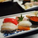 寿司割烹 いさみ - 料理写真:2016.10