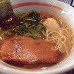 59136375 - 味玉柳麺(塩)820円 (2016年11月)