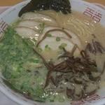 壇之浦パーキングエリア スナックコーナー - 壇ノ浦チャーシュー麺 900円